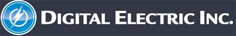 Digital Electric Inc. Logo