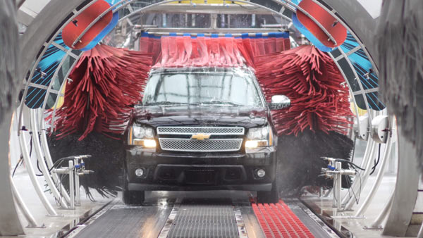 automated car wash supplier and service