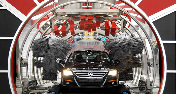 car wash systems for sale